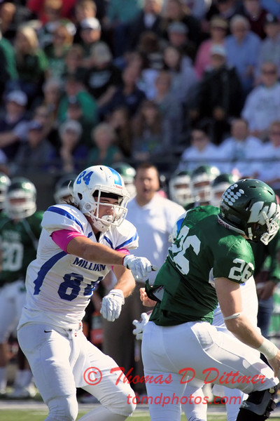 109 - 2015 NCAA Div III Football - Millikin University at Illinois Wesleyan University - Tucci Stadium - Bloomington Illinois