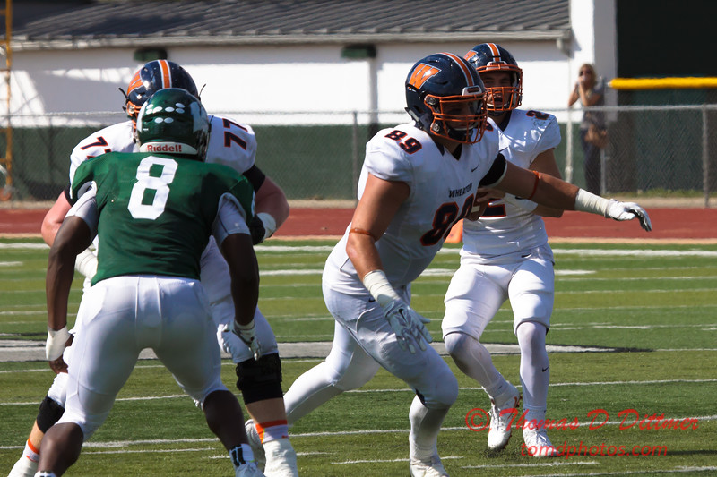 (# 412) Wheaton College Thunder at Illinois Wesleyan University Fightin Titans
