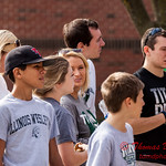 (# 3) Elmhurst College at Illinois Wesleyan University Senior Day