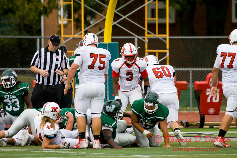 Monmouth College at Illinois Wesleyan University #282