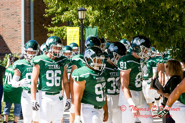 University of Wisconsin White Water at Illinois Wesleyan University  - #9