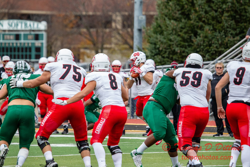 2018 North Central College at Illinois Wesleyan University #163