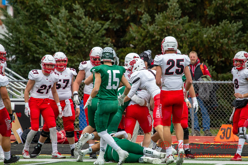 2018 North Central College at Illinois Wesleyan University #219