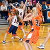 2011 - 10/17 - IESA Girls Basketball - Kingsley Junior High School at Pontiac Junior High School - Pontiac Illinois - 57