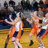 2011 - 10/17 - IESA Girls Basketball - Kingsley Junior High School at Pontiac Junior High School - Pontiac Illinois - 84
