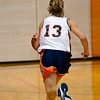 2011 - 10/17 - IESA Girls Basketball - Kingsley Junior High School at Pontiac Junior High School - Pontiac Illinois - 8