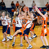 2011 - 10/17 - IESA Girls Basketball - Kingsley Junior High School at Pontiac Junior High School - Pontiac Illinois - 60