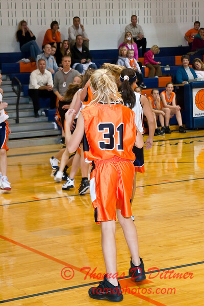 2011 - 10/17 - IESA Girls Basketball - Kingsley Junior High School at Pontiac Junior High School - Pontiac Illinois - 58