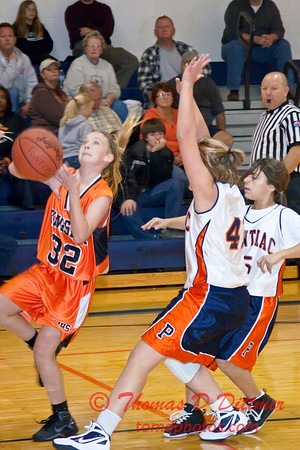 2011 - 10/17 - IESA Girls Basketball - Kingsley Junior High School at Pontiac Junior High School - Pontiac Illinois - 55
