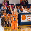 2011 - 10/17 - IESA Girls Basketball - Kingsley Junior High School at Pontiac Junior High School - Pontiac Illinois - 54