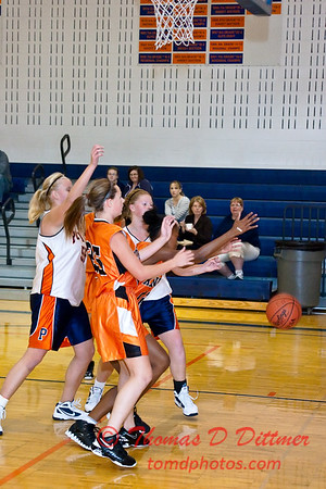 2011 - 10/17 - IESA Girls Basketball - Kingsley Junior High School at Pontiac Junior High School - Pontiac Illinois - 13