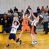 2011 - 10/17 - IESA Girls Basketball - Kingsley Junior High School at Pontiac Junior High School - Pontiac Illinois - 62