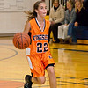 2011 - 10/17 - IESA Girls Basketball - Kingsley Junior High School at Pontiac Junior High School - Pontiac Illinois - 6