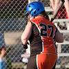 2010 -  IESA - Softball - Parkside Junior High School Lady Pythons at Lincoln Junior High School Lady Trojans - Lincoln Illinois - Thursday August 26th - 336