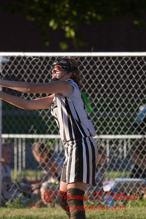 2010 -  IESA - Softball - Parkside Junior High School Lady Pythons at Lincoln Junior High School Lady Trojans - Lincoln Illinois - Thursday August 26th - 321