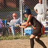 2010 -  IESA - Softball - Parkside Junior High School Lady Pythons at Lincoln Junior High School Lady Trojans - Lincoln Illinois - Thursday August 26th - 325
