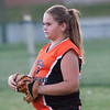 2010 -  IESA - Softball - Parkside Junior High School Lady Pythons at Lincoln Junior High School Lady Trojans - Lincoln Illinois - Thursday August 26th - 396