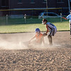 2010 -  IESA - Softball - Parkside Junior High School Lady Pythons at Lincoln Junior High School Lady Trojans - Lincoln Illinois - Thursday August 26th - 331