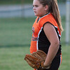 2010 -  IESA - Softball - Parkside Junior High School Lady Pythons at Lincoln Junior High School Lady Trojans - Lincoln Illinois - Thursday August 26th - 395