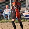 2010 -  IESA - Softball - Parkside Junior High School Lady Pythons at Lincoln Junior High School Lady Trojans - Lincoln Illinois - Thursday August 26th - 334