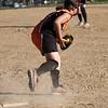 2010 -  IESA - Softball - Parkside Junior High School Lady Pythons at Lincoln Junior High School Lady Trojans - Lincoln Illinois - Thursday August 26th - 253