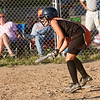 2010 -  IESA - Softball - Parkside Junior High School Lady Pythons at Lincoln Junior High School Lady Trojans - Lincoln Illinois - Thursday August 26th - 327