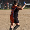 2010 -  IESA - Softball - Parkside Junior High School Lady Pythons at Lincoln Junior High School Lady Trojans - Lincoln Illinois - Thursday August 26th - 252