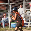 2010 -  IESA - Softball - Parkside Junior High School Lady Pythons at Lincoln Junior High School Lady Trojans - Lincoln Illinois - Thursday August 26th - 323