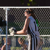 2010 -  IESA - Softball - Parkside Junior High School Lady Pythons at Lincoln Junior High School Lady Trojans - Lincoln Illinois - Thursday August 26th - 322