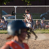 2010 -  IESA - Softball - Parkside Junior High School Lady Pythons at Lincoln Junior High School Lady Trojans - Lincoln Illinois - Thursday August 26th - 335