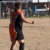 2010 -  IESA - Softball - Parkside Junior High School Lady Pythons at Lincoln Junior High School Lady Trojans - Lincoln Illinois - Thursday August 26th - 251