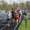 2010 - IESA - Track - 8 Team Viking Relays - Tri-Valley Middle School - Downs Illinois - April 16th - 3