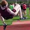 2010 - IHSA - East Peoria - Tremont - Kingsley Junior High School Track Meet - Eastside Center - East Peoria Illinois - April 7th - 13