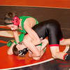 2012 - 1- 7 -  IESA Wrestling - Olympia Invitational - Olympia High School - Stanford Illinois - 741