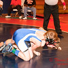 2012 - 1- 7 -  IESA Wrestling - Olympia Invitational - Olympia High School - Stanford Illinois - 182