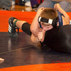 2012 - 1- 7 -  IESA Wrestling - Olympia Invitational - Olympia High School - Stanford Illinois - 200