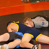 2012 - 1- 7 -  IESA Wrestling - Olympia Invitational - Olympia High School - Stanford Illinois - 196
