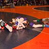 2012 - 1- 7 -  IESA Wrestling - Olympia Invitational - Olympia High School - Stanford Illinois - 97