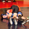 2012 - 1- 7 -  IESA Wrestling - Olympia Invitational - Olympia High School - Stanford Illinois - 827