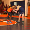 2012 - 1- 7 -  IESA Wrestling - Olympia Invitational - Olympia High School - Stanford Illinois - 277