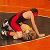 2012 - 1- 7 -  IESA Wrestling - Olympia Invitational - Olympia High School - Stanford Illinois - 732