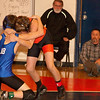 2012 - 1- 7 -  IESA Wrestling - Olympia Invitational - Olympia High School - Stanford Illinois - 822