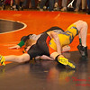 2012 - 1- 7 -  IESA Wrestling - Olympia Invitational - Olympia High School - Stanford Illinois - 457