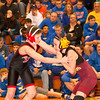 2012 - 1- 7 -  IESA Wrestling - Olympia Invitational - Olympia High School - Stanford Illinois - 79