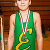 2012 - 1- 7 -  IESA Wrestling - Olympia Invitational - Olympia High School - Stanford Illinois - 989