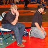 2012 - 1- 7 -  IESA Wrestling - Olympia Invitational - Olympia High School - Stanford Illinois - 709