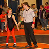 2012 - 1- 7 -  IESA Wrestling - Olympia Invitational - Olympia High School - Stanford Illinois - 487