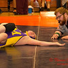 2012 - 1- 7 -  IESA Wrestling - Olympia Invitational - Olympia High School - Stanford Illinois - 238