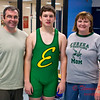 2012 - 1- 7 -  IESA Wrestling - Olympia Invitational - Olympia High School - Stanford Illinois - 706