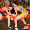 2012 - 1- 7 -  IESA Wrestling - Olympia Invitational - Olympia High School - Stanford Illinois - 63